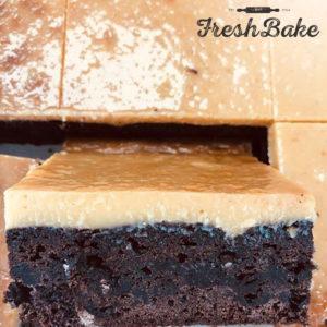 Freshbake Caramel Brownies