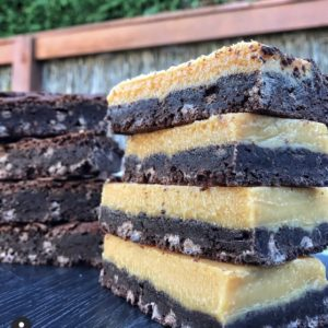 Freshbake Salted Caramel & Traditional Brownie