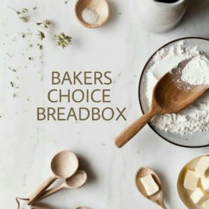 Bakers Choice Bread Box
